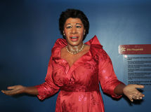 Ella Fitzgerald Stock Photography