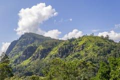 Ella Gap Mountain lizenzfreie stockfotos