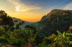 Ella, Sri Lanka fotos de archivo libres de regalías