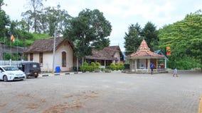 Ella station - Sri Lanka fotografering för bildbyråer