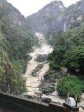 Ella-Wasserfall stockbild