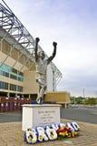 Elland vägstadion i Leeds som är västra - yorkshire Royaltyfri Bild