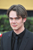 Ellar Coltrane. LOS ANGELES, CA - JANUARY 25, 2015: Ellar Coltrane at the 2015 Screen Actors Guild  Awards at the Shrine Auditorium Stock Photography