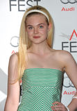 Elle Fanning Royalty Free Stock Photography