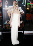 Elle Fanning. At the Los Angeles premiere of `Live By Night` held at the TCL Chinese Theatre in Hollywood, USA on January 9, 2017 Stock Photography