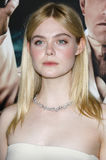 Elle Fanning Royalty Free Stock Photos