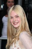Elle Fanning Royalty Free Stock Photo
