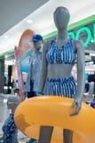 ELLE sklepu pokaz przy centralą Rama9, Bangkok, Tajlandia, Apr 30, 2 Fotografia Stock