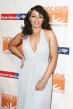 Elle Varner. NEW YORK-APR 19: Elle Varner attends the Food Bank for New York City`s Can-Do Awards Dinner 2017 at Cipriani`s on April 19, 2017 in New York City Royalty Free Stock Photography