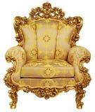 Elleboog-stoel stock illustratie