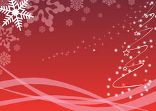Ellegant christmas background. Morein my portfolio Royalty Free Stock Photos