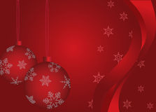 Ellegant Xmas background.More in portfolio Royalty Free Stock Photography