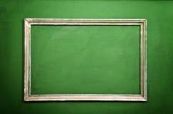 Ellement d'annata da retro stanza verde Immagine Stock