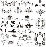 Ellements van het ontwerp royalty-vrije illustratie