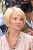 Ellen Barkin Stock Photo