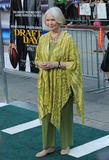 Ellen Burstyn Lizenzfreies Stockbild
