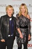 Ellen De Generes, Portia De Rossi Royalty Free Stock Image