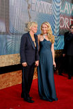Ellen De Generes,Portia De Rossi Royalty Free Stock Photos