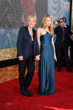 Ellen De Generes,Portia De Rossi Royalty Free Stock Photo
