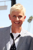 Ellen Degeneres Photo libre de droits