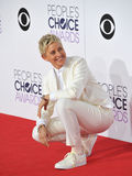 Ellen DeGeneres Stock Image
