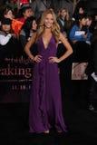 Ellen Hollman. At The Twilight Saga: Breaking Dawn - Part 1 Los Angeles Premiere, Nokia Theatre L.A. Live, Los Angeles, CA 11-14-11 Stock Photography