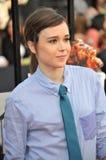 Ellen Page Immagini Stock Libere da Diritti