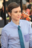 Ellen Page Royalty Free Stock Images