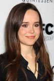 Ellen Page. LOS ANGELES - MAR 21: Ellen Page arriving at the 'Super' Premiere at Egyptian Theater on March 21, 2011 in Los Angeles, CA royalty free stock photos