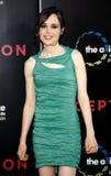 Ellen Page Stock Images
