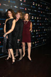 Ellen Sandweiss, Betsy Baker and Theresa Tilly at the sCare Foundation Halloween Launch Benefit Stock Photography