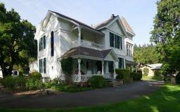 Ellen White Home Imágenes de archivo libres de regalías
