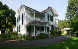 Ellen White Home Imagens de Stock Royalty Free