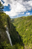 Ellenborough Falls. Greater Taree area, New South Wales Australia Royalty Free Stock Image