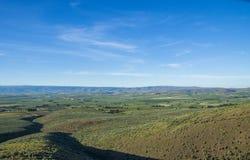 Ellensburg wzgórza Obrazy Royalty Free
