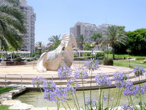 Eller Yehuda Neve Savyon 2005 Royaltyfria Bilder