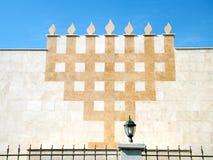 Eller Yehuda synagogaChanukkah 2011 Royaltyfri Fotografi