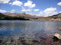Ellery Lake Stock Photography