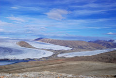 Ellesmere Island Stream Royalty Free Stock Image