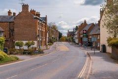 Ellesmere, Shropshire, Engeland, het UK royalty-vrije stock foto's