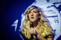 Ellie Goulding Stock Photo