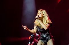 Ellie Goulding Stock Images