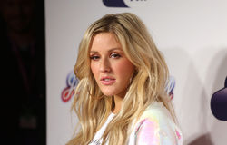 Ellie Goulding Royalty Free Stock Photo