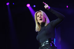 Ellie Goulding Royalty Free Stock Photos