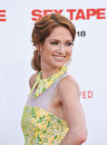 Ellie Kemper Stock Photography