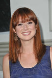 Ellie Kemper, Toelage Cary Royalty-vrije Stock Afbeelding