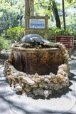 Ellie Schiller Homosassa Springs State-Park lizenzfreie stockfotos