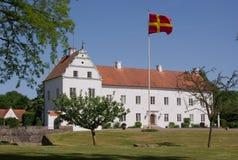 ellinge μέγαρο Στοκ Φωτογραφίες