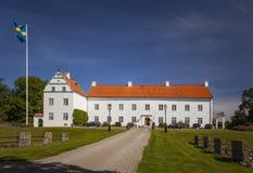 Ellinge Castle στοκ εικόνες