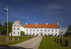 Ellinge Castle Stock Images